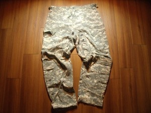 U.S.ARMY Trousers Aircrew 100%Aramid sizeL-Short