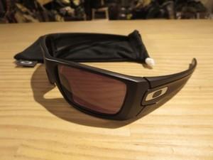 "U.S.Oakley Sunglasses ""SI FUEL CELL CERAKOTE""used"