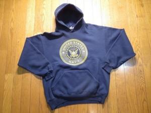 U.S.NAVY Hooded Parka sizeL used
