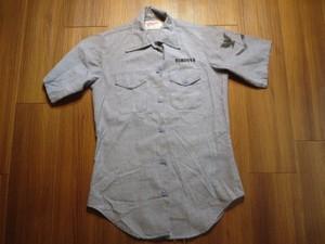 U.S.NAVY Shirt Chambray Women's sizeXS used