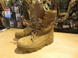 U.S.MARINE CORPS Combat Boots Gore-Tex size3R used