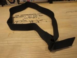 U.S.Belt Rigger's Black size40 new