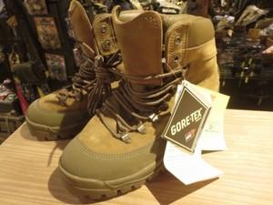 U.S.Boots CombatHiker GoreTex BELLEVILLE size7Rnew