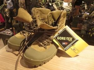 U.S. Combat Hiker GoreTex BELLEVILLE size7.5W new