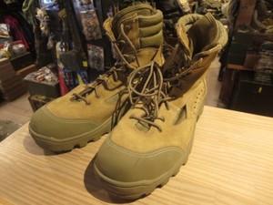 "U.S.Boots Combat Hiker ""BATES"" size11W new?"