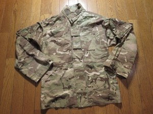 U.K. Jacket Combat MTP LightWeight sizeM? used