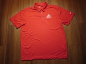 "U.S.Polo Shirt ""SEMPER FI FUND"" sizeM used"