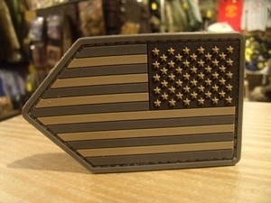 """U.S.Funny Patch """"The Stars and Stripes"""" new?"""