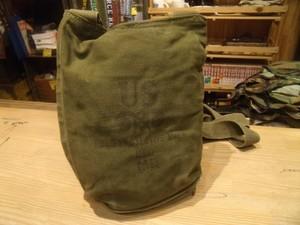 U.S.Gas Mask M9 Bag 1950年代? used