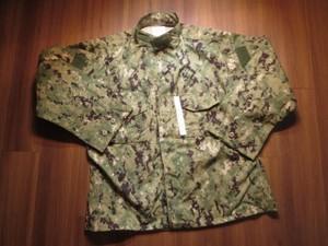 U.S.NAVY Blouse WorkingUniform TypeⅢ sizeXL-R new?