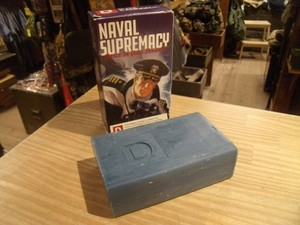 "U.S.NAVY SOAP 10oz""NAVAL DIPLOMACY LIMITEDEDITION"""