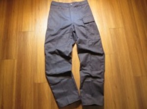 U.S.NAVY Trousers Flight Deck size32R new