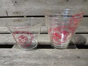 "U.S.MARINE CORPS Pla Cup ""BIRTHDAY BALL"" 1975年used"