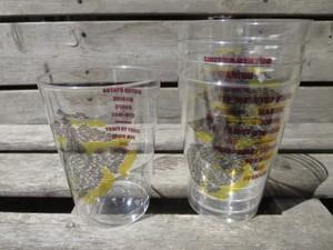 "U.S.MARINE CORPS Pla Cup ""BIRTHDAY BALL"" 1992年used"