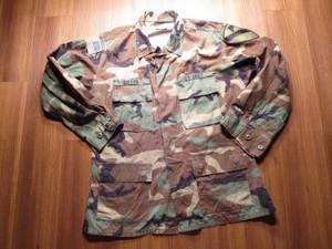 U.S.ARMY Combat Coat 1995年 sizeM-R used