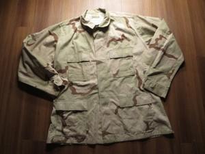 U.S. Coat 3Color Desert 2003年 sizeXL-L used