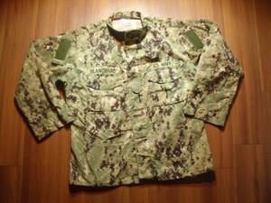 U.S.NAVY Blouse WorkingUniform TypeⅢ sizeL-Regular