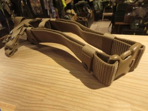 U.S.Combat Belt nylon Coyote ~110cm new