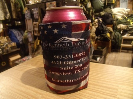 U.S.MARINE CORPS Bottle Cover used?