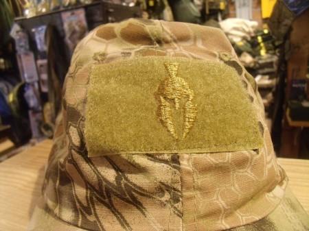 """U.S.Cap Tactical Highlander? """"KRYPTEK"""" used?"""