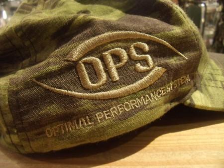 """U.S.Cap Tactical A-TACS? """"OPS"""" new?"""