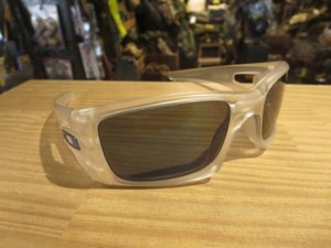 "U.S.OAKLEY Sunglasses ""CRANKCASE"" used"
