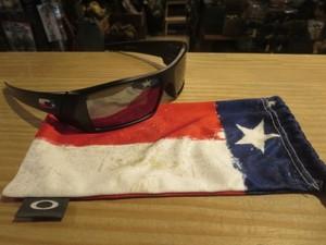 "U.S.OAKLEY Sunglasses ""SI GASCAN "" used?"