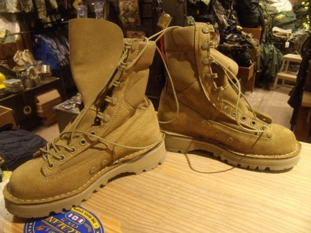 "U.S.MARINE CORPS Boots ""Danner""GORE-TEX size4.5new"