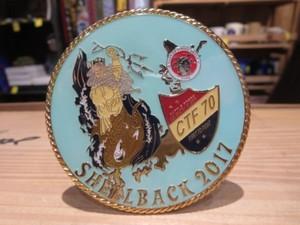 "U.S.NAVY Challenge Coin ""CTF-70"""