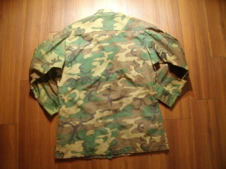 U.S.MARINE CORPS Coat Camouflage 1969年sizeS-R used