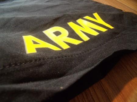 U.S.ARMY Trunks Physical Training sizeM used