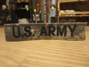 U.S.ARMY Patch ACU new