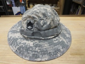 U.S.ARMY Hat Sun Hot Weather TypeⅣ size7 1/2 used