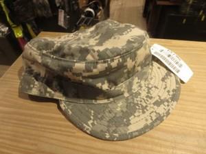 U.S.ARMY Patrol Cap ACU size7 3/4 new