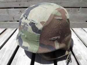 U.S.MARINE CORPS Helmet PASGT 1989年 sizeS used