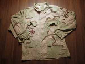 U.S.AIR FORCE Coat 3Color sizeM-S used