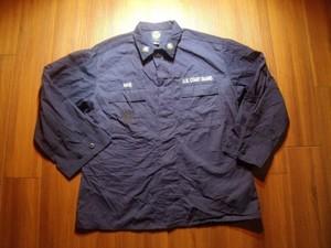 U.S.COAST GUARD Shirt Operational size44Regular