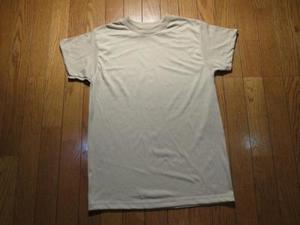 U.S.T-Shirt Sand sizeM new