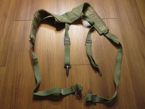 U.S.Suspender Cotton 1960年代? sizeL? used