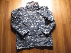 U.S.NAVY Parka Working All Purpose sizeM-S used