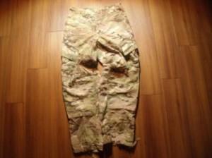 U.S.ARMY Combat Trousers MultiCam? sizeS-Short