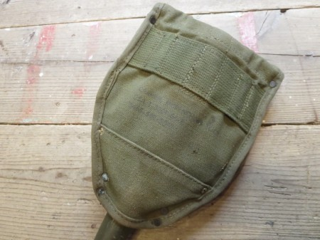 U.S.Entrenching Tool with Cover 1965年 used