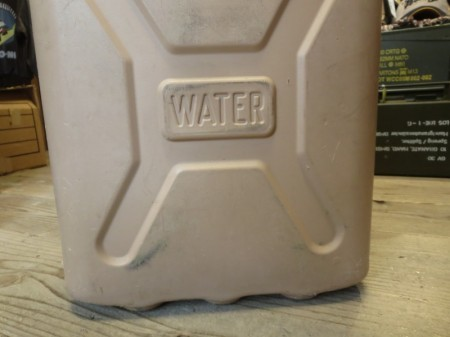 U.S.WATER Tank Plastic 20L? used