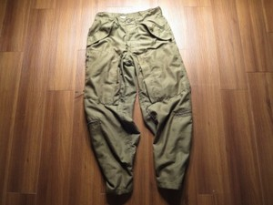 U.S.Trousers Hot Weather FR 1971年 sizeS used