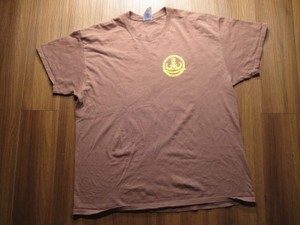 "U.S.NAVY T-Shirt ""EOD MOBILE UNIT11"" sizeXL used"