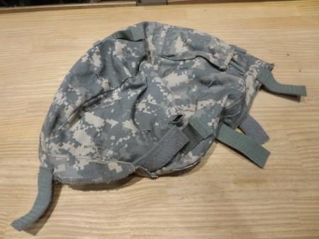 U.S.ARMY CoverHelmet ACUforACH 2007年 sizeL/XL new?