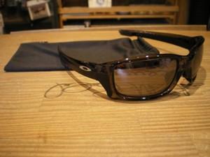 """U.S.Oakley Sunglasses """"STRAIGHTLINK ASIANFIT"""" used"""
