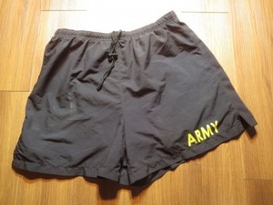 U.S.ARMY Trunks Physical Fitness sizeM? used