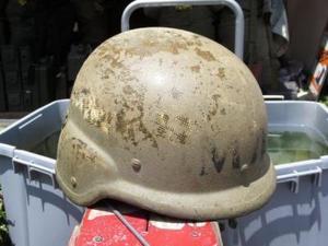 U.S.Helmet PASGT 2001年 sizeL used