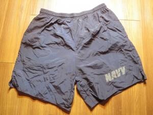U.S.NAVY Trunks Physical Fitness sizeL used